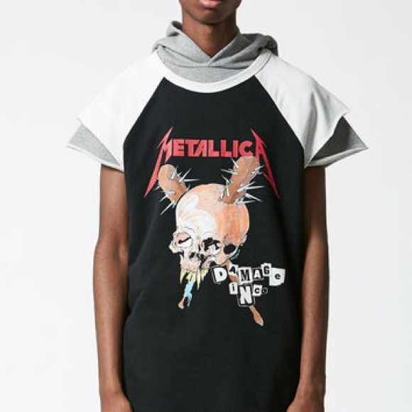c52f9aaa5 fear of god Shirts | Metallica Shirt | Poshmark